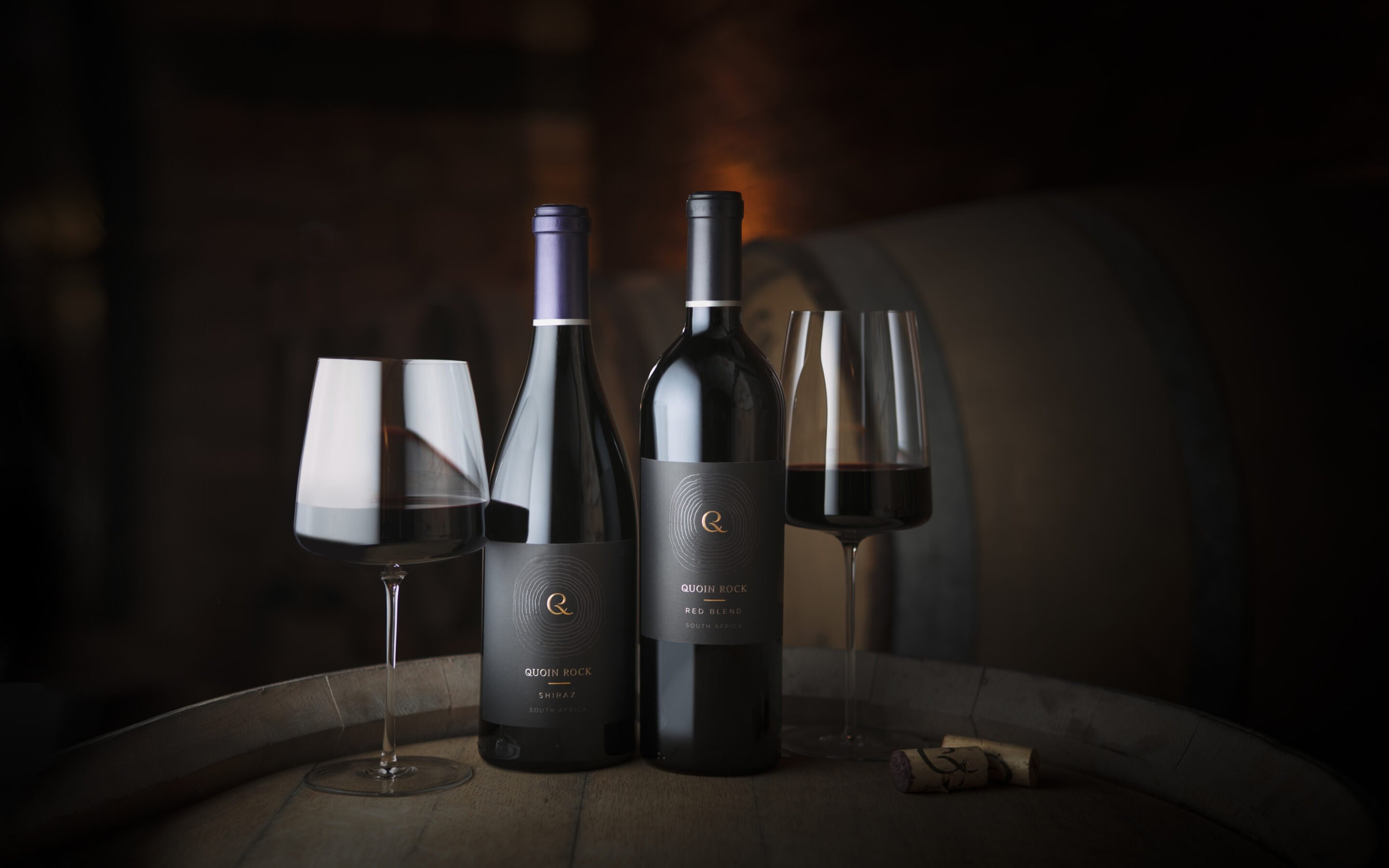 Quoin Rock Red Wines