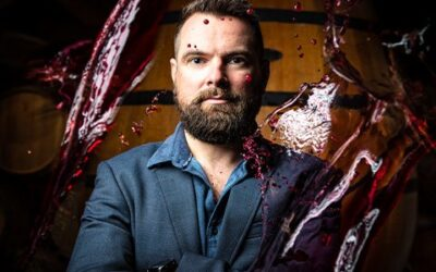 Schalk Opperman: Quoin Rock's New Winemaker is a Man on a Mission
